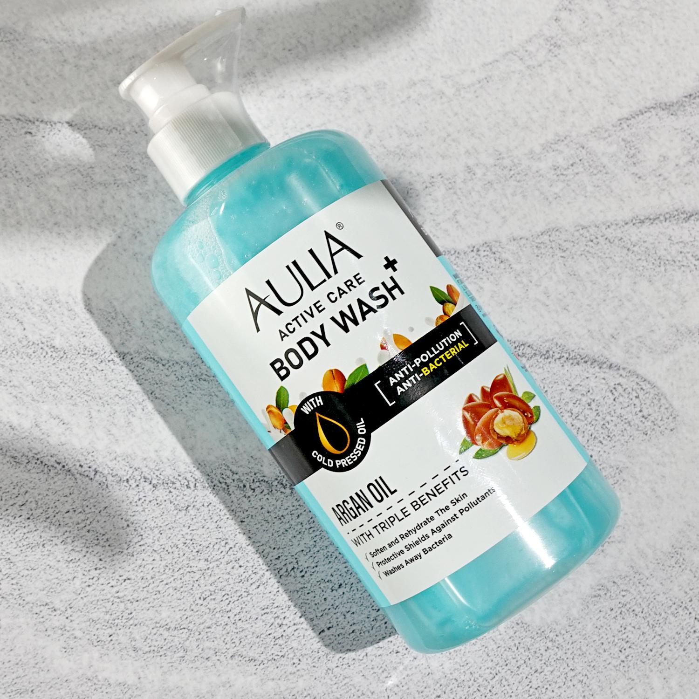 AULIA BODY WASH argans